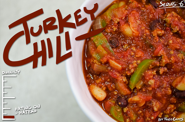 605turkeychili